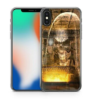 Astonishing Ancient Egyptian Pharaohs Legendary Magical Tomb Soft Gel Phone Case
