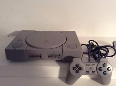 Sony PlayStation Launch Edition Gray Console (SCPH-9001)