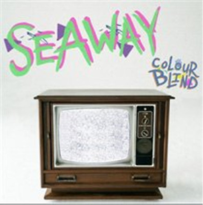 Seaway-Colour Blind (UK IMPORT) CD NEW