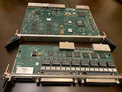 Dialogic NMS CG6060C/32-2L/8TE Media Board