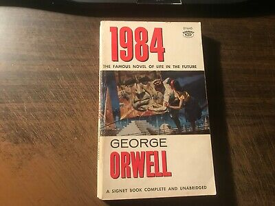 1984 by George Orwell Paperback 1960