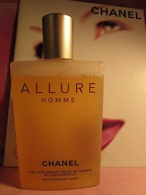5722ac23 ALLURE HOMME CHANEL All-Over Refreshing Tonic/Hair&Body Wash/After ...