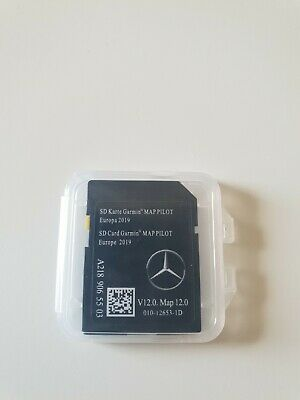 Mercedes Benz SD Karte Card Garmin Map Pilot V12 2019 EUROPA STAR1 A2189065503