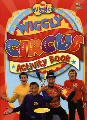 The Wiggles : Wiggly Circus Activity Book