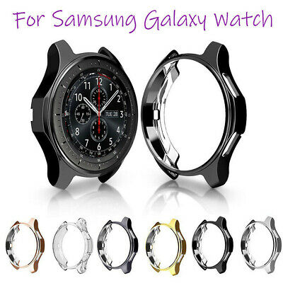 For Samsung Galaxy Watch 42/46MM Electroplated Case Cover Protector Bumper Frame