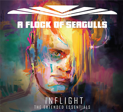 A Flock Of Seagulls Inflight:The Extended Essentials CD ALBUM    NEW (12TH JULY)