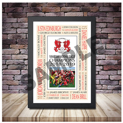 LEYTON ORIENT FC VANARAMA NATIONAL LEAGUE CHAMPIONS COMMEMORATIVE PRINT THE O's