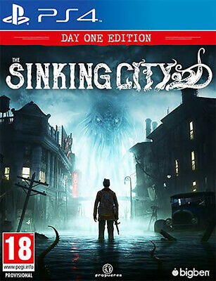 Ps4 The Sinking City - Dayone Edition Multilingue