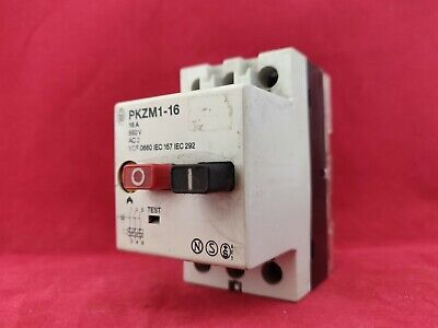 Moeller Pkzm1-16 16A Magnetic Relay