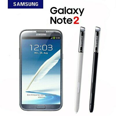 Stylus S Pen Touch Screen For Samsung Galaxy Note 2 Black