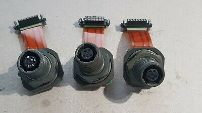 6 Pin Military Circular Connector Female