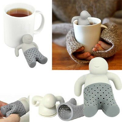 ORIGINAL BIG Tea Infuser Diffuser Loose Leaf Tea Silicone Plastic BPA free