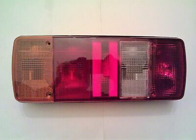 Tail Light Tail Light Left Suitable for VW T4 Pickup VW Lt DAF Scania Man