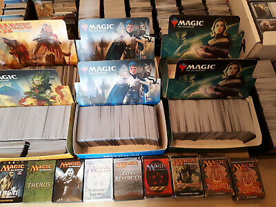 MtG Magic the gathering 1000 Karten + Extrakarten FOILS *TOP ANGEBOT* C/UC/R/MR
