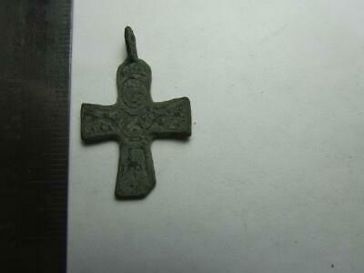Ancient cross 10-12 centuries  Vikings - Slavs - Medieval  100% original