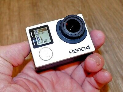 GoPro Hero4 Black Edition 64GB LCD Touch BacPac 4 X Batteries & Gorilla Pod