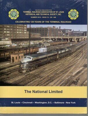 TRRA Issue No. 78 - The National Limited (Summer 2018)