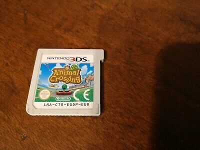 Animal crossing new leaf 2ds 3ds italiano