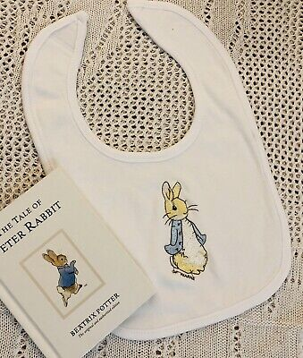 Personalised neutral Unisex Baby sir name shimmering  baby boy girl bib shower