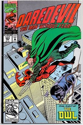 DAREDEVIL (1964) #303 Back Issue (S)