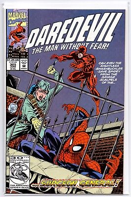 DAREDEVIL (1964) #305 Back Issue (S)