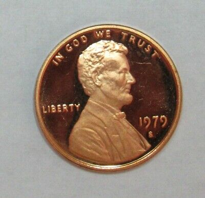 1979 S Proof Type 2 Lincoln Memorial Cent