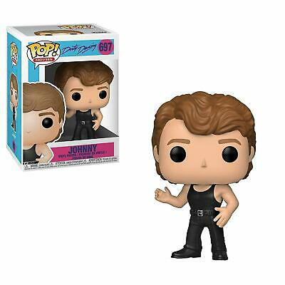 Pop Movies Dirty Dancing Johnny Vinyl Funko Figure *Brand New*