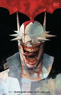 Batman Who Laughs #5 Variant Dc Universe