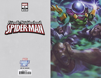 Friendly Neighborhood Spider-Man #6 Nexon Battle Lines Variant