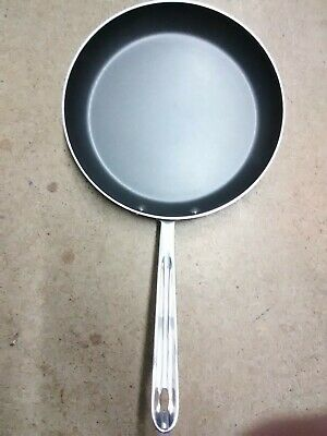 NWT All-Clad D5 Stainless Steel Non-Stick 10.5 Inch Low Skillet Frypan/$129.95