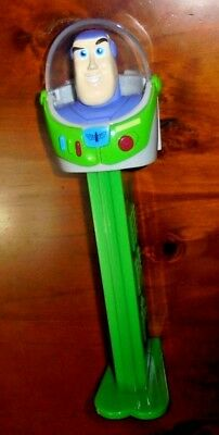 Buzz Lightyear Large 30cm Pez Dispenser from Disney Pixar movie Toy Story ~ VGC