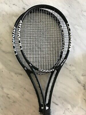 Donnay Pro One 97 Pair Used Tennis Rackets 4 1/4
