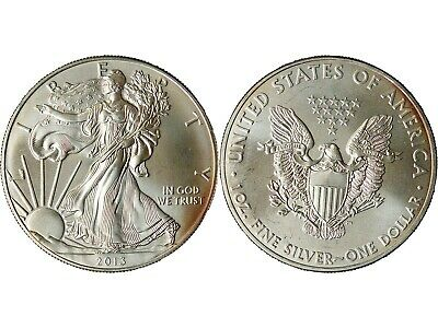 1 once argent 2013 ETATS-UNIS OZ silver BU USA LIBERTY WALKING american eagle P2