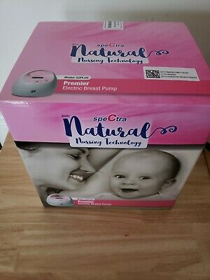 Spectra S2 Plus Single/Double Electric Breast Pump - Pink, New in Box