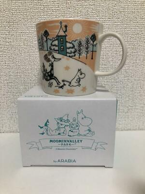 Moominvalley mug mag cup Arabia Moomin Valley Park Limited NEW Japan 2019