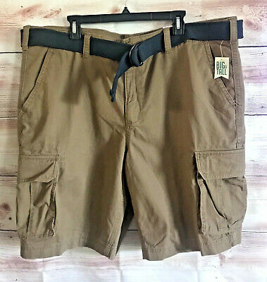 NWT Sonoma Mens Big & Tall Light Weight Cargo Shorts Hiking Active Size 44