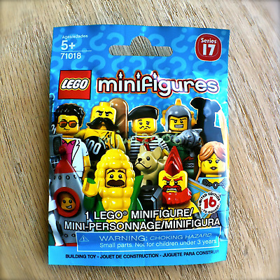 Pick your own!  LEGO Minifigures Series 17 (71018)