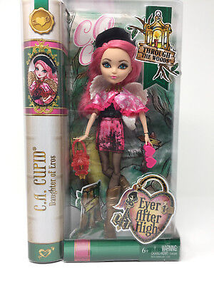 Ever After High Through The Woods C.A. Cupid Doll new in box