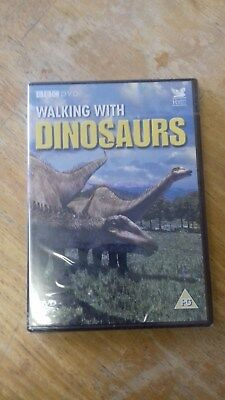Walking With Dinosaurs (DVD, 2000) brand new and sealed.