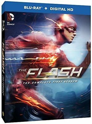 The Flash Complete Season 1 Blu-Ray