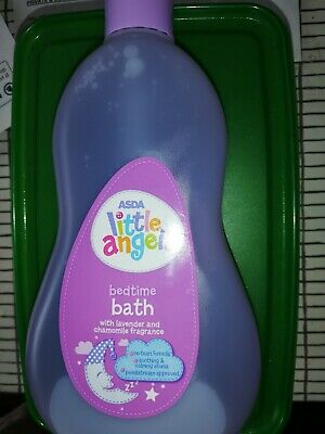 Asda Little Angels Bed Time Bath