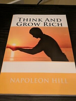 Think and Grow Rich by Napoleon Hill (2015, paperback)