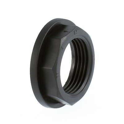 "Back Nut   -  Polypropylene Pipe Fittings (PP)    -   1/2"" To 2"""