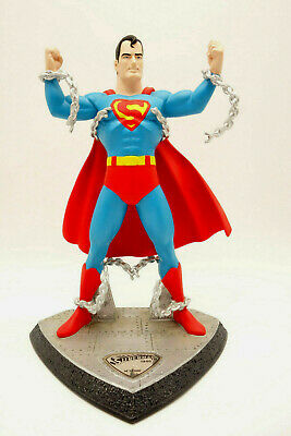 Superman Man of Steel Limited Numbered Edition Collection Hallmark 1996