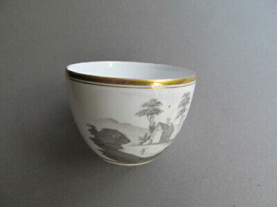 EARLY 19th CENTURY SPODE ENGLISH BONE CHINA CUP - COLLECTORS ITEM.