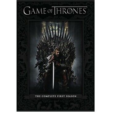 HBO Game Of Thrones The Complete First Season One Blu-ray GOT Box Set