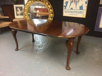 Stunning Victorian Mahogany Extending Wind Out Kitchen Dining Table M3190