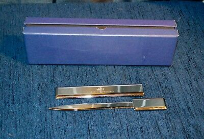 Letter Opener from Hebridean Princess Cruises Boxed Excellent Unused Condition