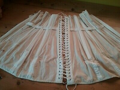 Antique Genuine French Victorian Corset circa 1870