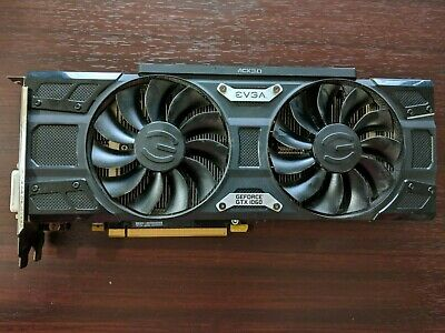 EVGA GeForce GTX 1060 SSC GAMING ACX 3.0 (6GB GDDR5 Graphics Card)